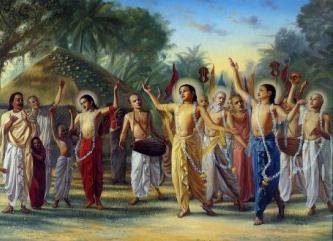 Chaitanya Movement | History